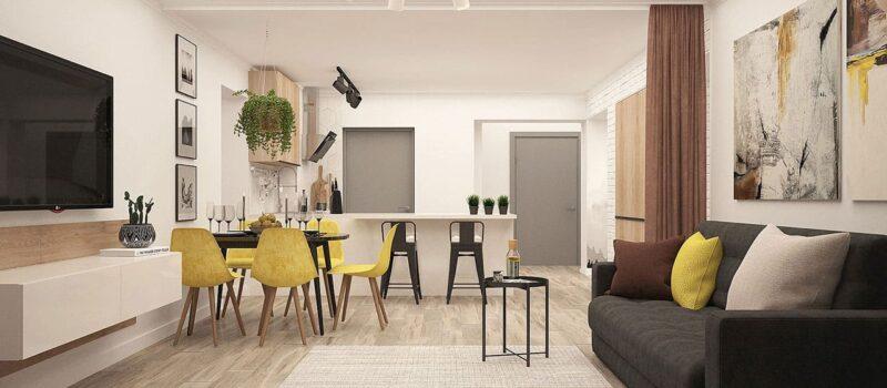Ev dekorasyonunda özgün, yenilikçi ve kreatif tasarımlar - fotoğraf © pixabay